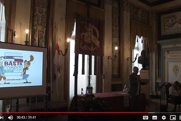 Conferenza parodi genova video