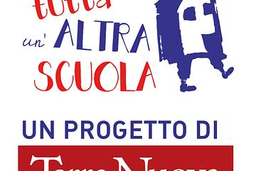 Logo Tutta un'altra scuola